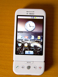 G1 Google HTC