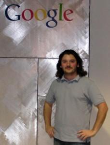 Visite chez Google